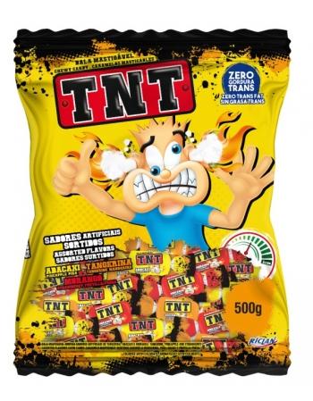 BALA RECHEADA TNT SORTIDA 600G