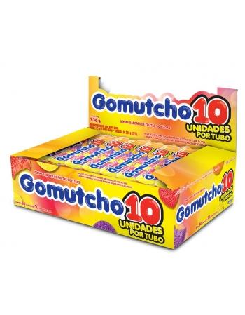 GOMA GOMUTCHO 30 TUBO 10UN SORTIDA