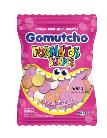 GOMA GOMUTCHO AMERIC YOGURT 500G