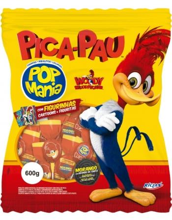 PIRULITO POP MANIA PICA PAU MO 50UN