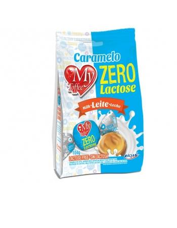 BALA MY TOFFEE ZERO LACTOSE LEITE 104G