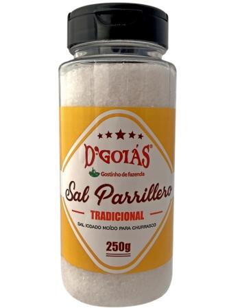 SAL PARRILLA DGOIAS PURO 250G