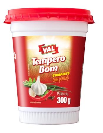 TEMPERO COMPLETO C/ PIMENTA VAL 300G