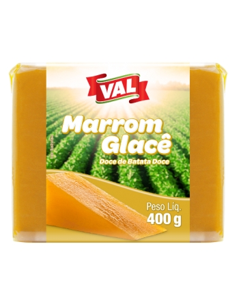 MARROM GLACE VAL FP 300G