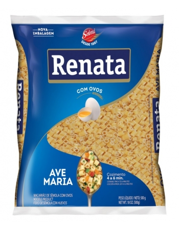 MAC RENATA OVOS AVE MARIA 500G