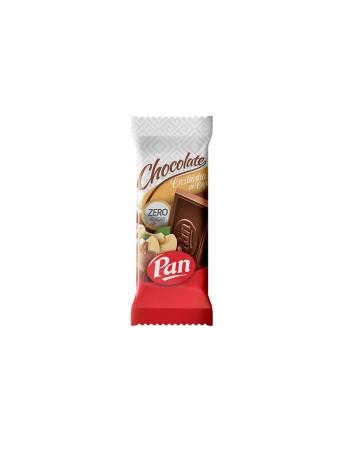 CHOCOLATE PAN ZERO ACUC CAST DE CAJU DP 12X30G