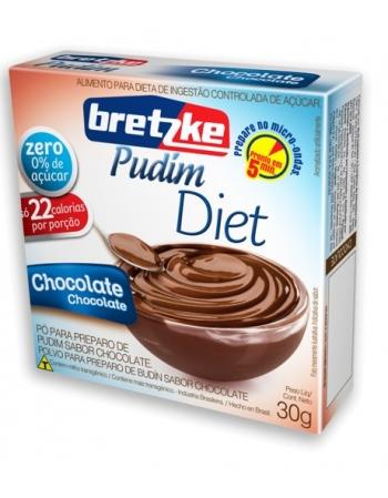 PUDIM BRETZKE DIET CHOCOLATE 30G