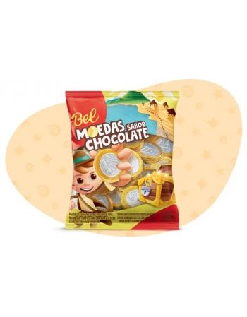 MOEDA CHOCOLATE BEL 40G