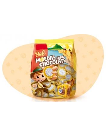 MOEDA CHOCOLATE BEL 500G
