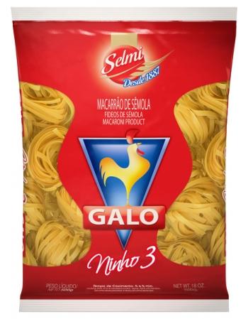 MAC GALO SEMOLA NINHO3 500G